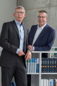 Michael Heidelberger & Dr. Hans-Joachim Richter